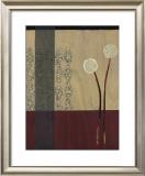 Dandelions I Art by Gina Miller