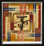 Oriental View I Limited Edition Framed Print by  Cruz