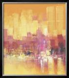 Relieves II Prints by Claudio Lami