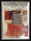 Haiku 49 Limited Edition Framed Print by Joan Schulze