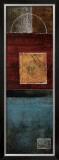 Linear II Posters by W. Blake