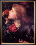 Choosing Prints by George Frederick Watts