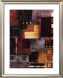 Velvet Jigsaw Prints by Muriel Verger