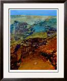 Terra Incognita II Limited Edition Framed Print by Julian Corvin