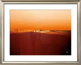 Marvellous Landscape IV Posters by Fernando Hocevar