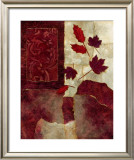 Cranberry Fall I Prints by Norm Olson