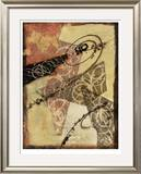 Retro IV Limited Edition Framed Print