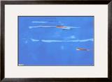 Ocean Drive West No. 1, c.1974 高品質プリント : ヘレン・フランケンサーラー