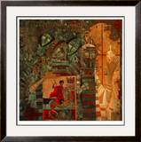 Prayer Limited Edition Framed Print by Peter Mitchev