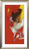 Red Triptych I Prints by Pascal Magis