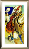Lowdown Bass Prints by Alfred Gockel