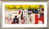 Citrus Letter Prints by Birgit Lorenz