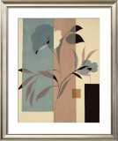 Fleurs du Matin II Prints by Robert Vernet