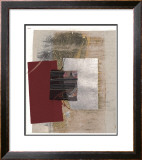 Haiku 90 Limited Edition Framed Print by Joan Schulze