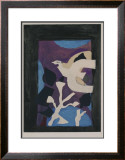Derniers Messages, 1967avant la lettre Limited Edition Framed Print by Georges Braque