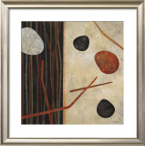 Sticks and Stones I Prints by Glenys Porter