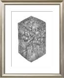 Abstract Black Hexagon Room Posters by Ryuichirou Motomura