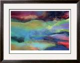 Redstone Limited Edition Framed Print by Julian Corvin