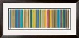 Color Gatherings II Limited Edition Framed Print by Louis Vega Trevino