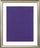IKB65, 1960 Poster by Yves Klein