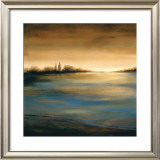 Stewart Lake at Dawn II Prints by C.W. Scott