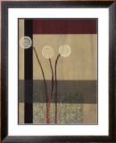 Dandelions II Posters by Gina Miller