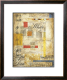 Terra Musica II Print by Betsy Bauer