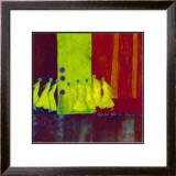 Red Carpet I Prints by Marjolijn Van Ginkel