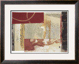 Haiku 44 Limited Edition Framed Print by Joan Schulze