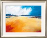 Glyns Beach Print by Candice Tait