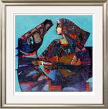 Horse Play Limited Edition Framed Print by Peter Mitchev