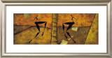 La Danse: Nritta et Nritya Art by Roberto Fantini