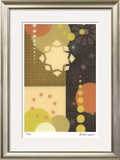 Random Thought 211 Limited Edition Framed Print by Audrey Welch