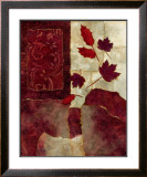 Cranberry Fall I Print by Norm Olson