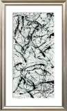 Number II A Prints by Jackson Pollock