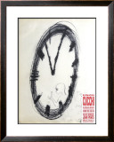 Galeria Joan Prats 1989 Limited Edition Framed Print by Enzo Cucchi