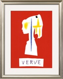 Cover For Verve, c.1954 Posters by Pablo Picasso