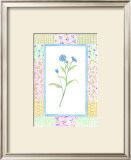 Patchwork Botanical I Prints by Aldana