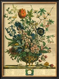 February Prints by Robert Furber
