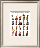 Garden Gnomes Posters