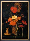 Bouquet de Fleurs Poster by Maria Van Oosterwyck