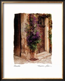 Clematis Posters by Maureen Love