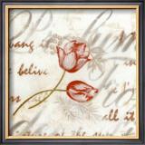 Tulipanis Posters by Roberta Ricchini