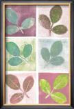 Leaf Impressions Print by Eileen Crowell