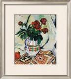 Bouquet de Roses Posters by Suzanne Valadon