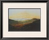 Riesengebirge, c.1830-1834 Prints by Caspar David Friedrich