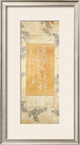 Calligraphy Scroll, Serenity Prints by George Caso
