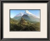 Mountain Majesty Prints by Caspar David Friedrich