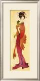 Geisha I Prints by  Freixas