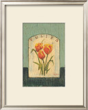 Tulips Poster by Thomas LaDuke